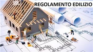 regolamento edilizio